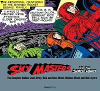 Sky Masters of the Space Force: the Complete Dailies 1958-1961 (Hardback)