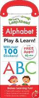 Let's Leap Ahead: Alphabet Play & Learn!: Alphabet Play & Learn! (Paperback)