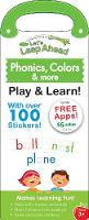 Let's Leap Ahead: Phonics, Colors & More Play & Learn!: Phonics, Colors & More Play & Learn! (Paperback)