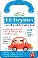 Let's Leap Ahead: Kindergarten Learning While Having Fun!: Kindergarten Learning While Having Fun! (Paperback)