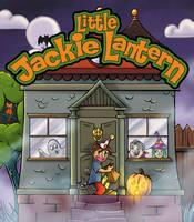 Little Jackie Lantern (Board book)