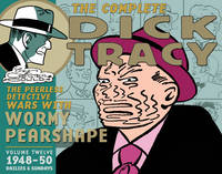 Complete Chester Gould's Dick Tracy Volume 12 (Hardback)