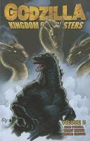 Godzilla: Kingdom of Monsters Volume 2 (Paperback)