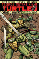 Teenage Mutant Ninja Turtles Volume 1 Change Is Constant Deluxe Edition (Hardback)