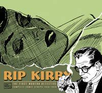 Rip Kirby, Vol. 5 1956-1959 (Hardback)