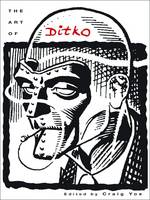The Art Of Ditko (Hardback)