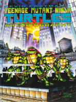 Teenage Mutant Ninja Turtles Artobiography (Hardback)