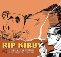 Rip Kirby, Vol. 6 1959-1962 (Hardback)