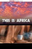 This Is Africa - This World of Ours (Paperback)
