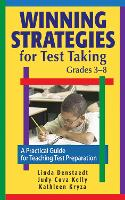 Winning Strategies for Test Taking, Grades 3-8: A Practical Guide for Teaching Test Preparation (Paperback)