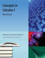 Concepts in Calculus I (Beta Version)