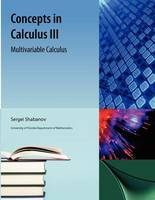 Concepts in Calculus III (Paperback)