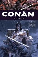 Conan Volume 14: The Death (Hardback)