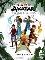 Avatar: The Last Airbender - The Search Library Edition (Hardback)