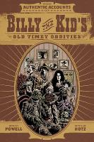 Billy The Kid's Old Timey Oddities Omnibus (Paperback)