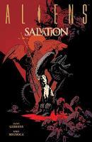 Aliens: Salvation (Hardback)