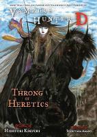 Vampire Hunter D Volume 24 (Paperback)