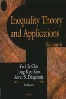 Inequality Theory & Applications: Volume 6 (Hardback)
