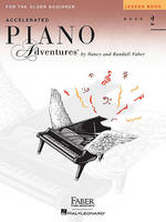 Accelerated Piano Adventures for the Older Beginner - Lesson Book 2