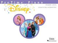 PreTime Piano: Disney (Paperback)
