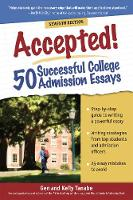 Accepted! 50 Successful College Admission Essays (Paperback)