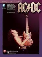 AC/DC - Guitar Signature Licks (Book/Online Audio) (Paperback)