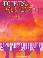 Naoko Ikeda: Duets In Color - Book 1 (Paperback)