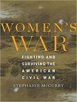 Women's War: Fighting and Surviving the American Civil War (CD-Audio)