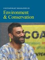 Contemporary Biographies in Environment & Conservation (Hardback)