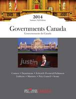 Government Canada: Winter/Spring 2015 (Paperback)