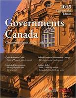Government Canada: Summer/Fall 2015 (Paperback)