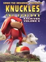 Sonic The Hedgehog Presents Knuckles The Echidna Archives 6 (Paperback)