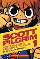 Scott Pilgrim Color Hardcover Volume 1: Precious Little Life (Hardback)
