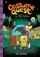 Costume Quest: Invasion of the Candy Snatchers (Hardback)