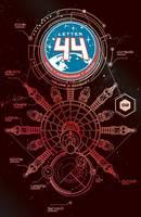 Letter 44 Volume 2: Redshift (Paperback)