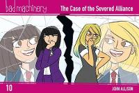 Bad Machinery Vol. 10: The Case of the Severed Alliance, Pocket Edition (Paperback)