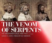 The Venom of Serpents - The Arrowsmith Saga - Book 2 (CD-Audio)