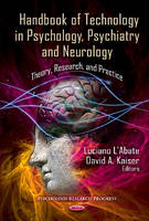 Handbook of Technology in Psychology, Psychiatry & Neurology: Theory, Research & Practice (Hardback)