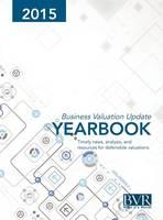 Business Valuation Update Yearbook 2015 (Hardback)