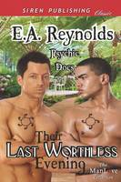 Their Last Worthless Evening [Psychic Docs 1] (Siren Publishing Classic Manlove) (Paperback)