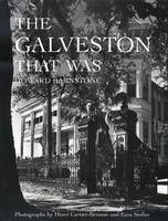 The Galveston That Was - Sara and John Lindsey Series in the Arts and Humanities (Paperback)
