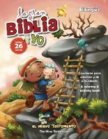 Nuevo Testamento - Cuaderno Para Colorear y de Actividades (Biling e): New Testament Coloring and Activity Book (Bilingual) (Paperback)