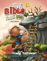 New Testament Coloring and Activity Book: Big Bible, Little Me - Big Bible, Little Me (Paperback)