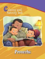 Proverbs Coloring and Activity Book: Wise Words - Bible Chapters for Kids (Paperback)