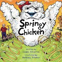 Springy Chicken (Hardback)