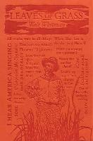 Leaves of Grass - Word Cloud Classics (Paperback)