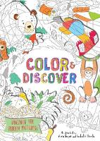 Color & Discover (Paperback)
