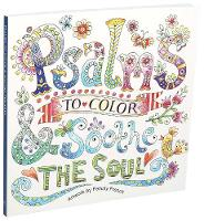 Psalms to Color & Soothe the Soul (Paperback)