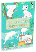 Connect the Dots: Awesome Animals (Paperback)