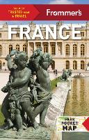 Frommer's France - Color Complete Guide (Paperback)